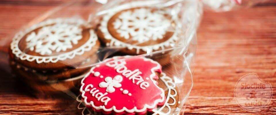 Ciasteczka z logo i personalizowane